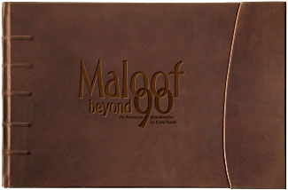 Maloof at 90 Book Cover