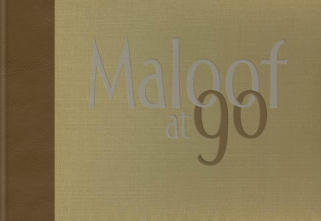 Maloof Beyond 90 Book Cover